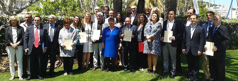 Entregados los V Premios AEPEV en Palma de Mallorca